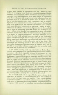 Record of the First Annual Convention of the British Wood Preserving Association : Page 12