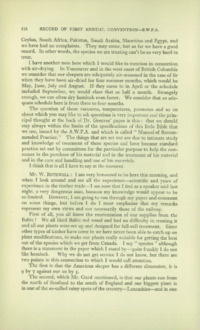 Record of the First Annual Convention of the British Wood Preserving Association : Page 126