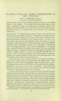 Record of the First Annual Convention of the British Wood Preserving Association : Page 139