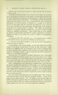 Record of the First Annual Convention of the British Wood Preserving Association : Page 14