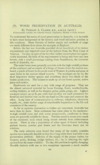 Record of the First Annual Convention of the British Wood Preserving Association : Page 151
