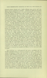 Record of the First Annual Convention of the British Wood Preserving Association : Page 163