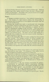 Record of the First Annual Convention of the British Wood Preserving Association : Page 187