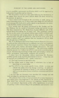 Record of the First Annual Convention of the British Wood Preserving Association : Page 199