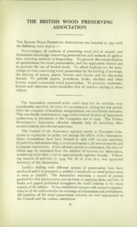 Record of the First Annual Convention of the British Wood Preserving Association : Page 2