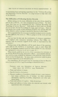 Record of the First Annual Convention of the British Wood Preserving Association : Page 21