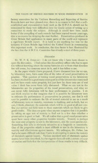 Record of the First Annual Convention of the British Wood Preserving Association : Page 25