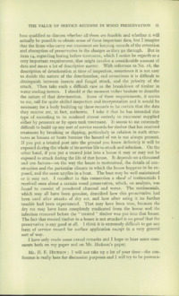 Record of the First Annual Convention of the British Wood Preserving Association : Page 27