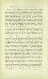 Record of the First Annual Convention of the British Wood Preserving Association : Page 38