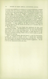 Record of the First Annual Convention of the British Wood Preserving Association : Page 42