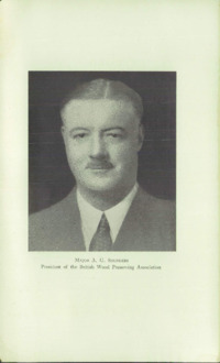 Record of the First Annual Convention of the British Wood Preserving Association : Page 5