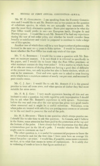 Record of the First Annual Convention of the British Wood Preserving Association : Page 54