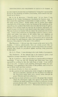 Record of the First Annual Convention of the British Wood Preserving Association : Page 75