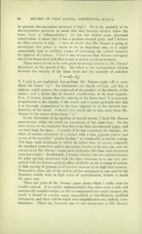 Record of the First Annual Convention of the British Wood Preserving Association : Page 90