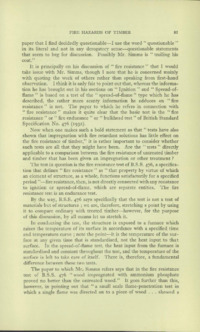 Record of the First Annual Convention of the British Wood Preserving Association : Page 91