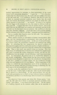 Record of the First Annual Convention of the British Wood Preserving Association : Page 92