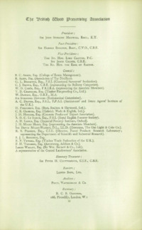 Journal of the British Wood Preserving Association Vol II : Page 21
