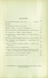 Journal of the British Wood Preserving Association Vol II : Page 23