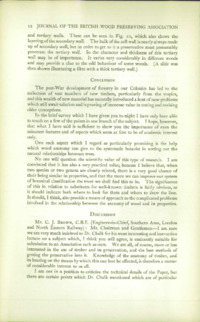 Journal of the British Wood Preserving Association Vol II : Page 42