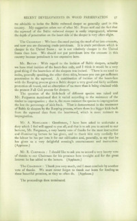 Journal of the British Wood Preserving Association Vol II : Page 87