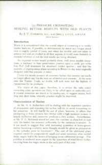 Record of the 1953 Annual Convention of the British Wood Preserving Association : Page 80