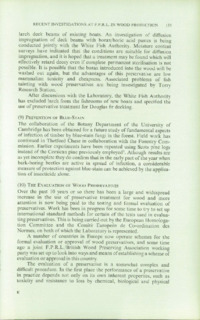 Record of the 1966 Annual Convention of the British Wood Preserving Association : Page 147