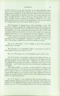 Record of the 1966 Annual Convention of the British Wood Preserving Association : Page 161