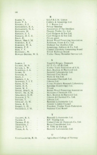 Record of the 1966 Annual Convention of the British Wood Preserving Association : Page 180