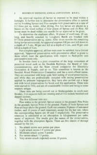 Record of the 1966 Annual Convention of the British Wood Preserving Association : Page 20