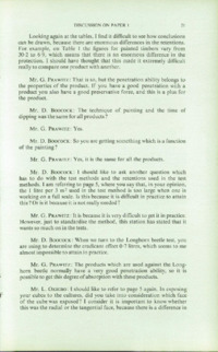 Record of the 1966 Annual Convention of the British Wood Preserving Association : Page 33