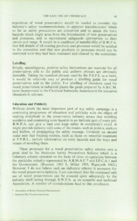 Record of the 1966 Annual Convention of the British Wood Preserving Association : Page 81