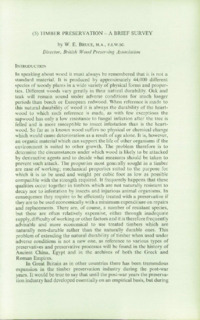 Record of the 1966 Annual Convention of the British Wood Preserving Association : Page 97