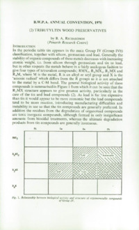 Record of the 1970 Annual Convention of the British Wood Preserving Association : Page 47