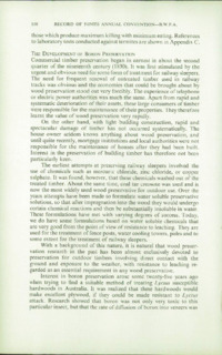 Record of the 1959 Annual Convention of the British Wood Preserving Association : Page 120