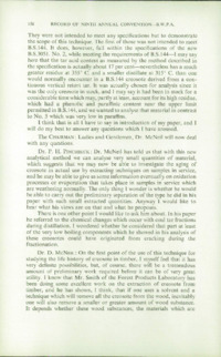 Record of the 1959 Annual Convention of the British Wood Preserving Association : Page 166