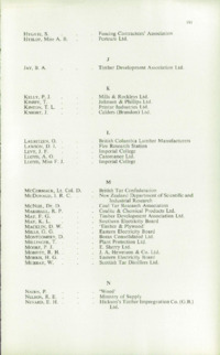 Record of the 1959 Annual Convention of the British Wood Preserving Association : Page 201