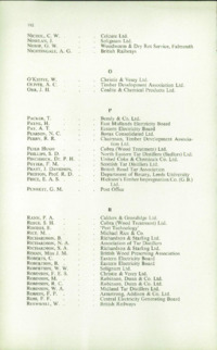 Record of the 1959 Annual Convention of the British Wood Preserving Association : Page 202