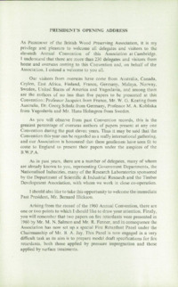 Record of the 1961 Annual Convention of the British Wood Preserving Association : Page 11