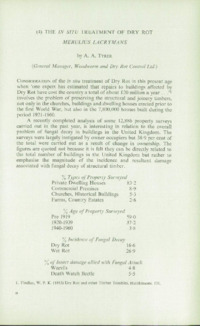 Record of the 1961 Annual Convention of the British Wood Preserving Association : Page 113