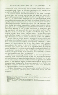 Record of the 1961 Annual Convention of the British Wood Preserving Association : Page 155