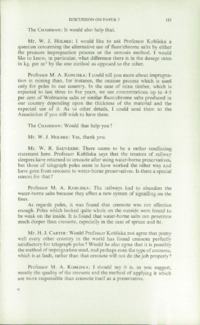Record of the 1961 Annual Convention of the British Wood Preserving Association : Page 193