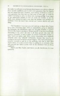 Record of the 1961 Annual Convention of the British Wood Preserving Association : Page 38