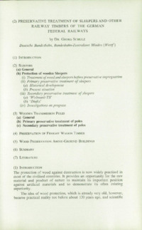 Record of the 1961 Annual Convention of the British Wood Preserving Association : Page 39