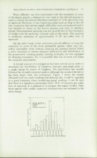Record of the 1961 Annual Convention of the British Wood Preserving Association : Page 89