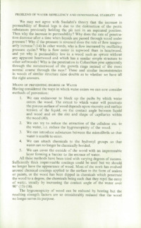 Record of the 1964 Annual Convention of the British Wood Preserving Association : Page 113