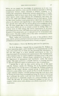 Record of the 1964 Annual Convention of the British Wood Preserving Association : Page 169