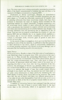 Record of the 1964 Annual Convention of the British Wood Preserving Association : Page 197