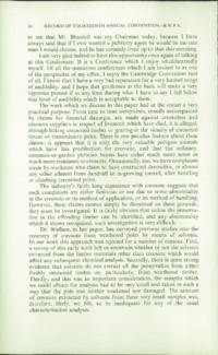 Record of the 1964 Annual Convention of the British Wood Preserving Association : Page 38