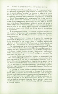 Record of the 1965 Annual Convention of the British Wood Preserving Association : Page 122