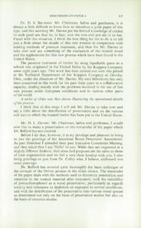 Record of the 1965 Annual Convention of the British Wood Preserving Association : Page 125